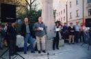 Gedenkveranstaltung 1998